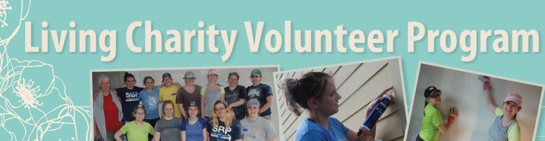 Living Charity Volunteer Program